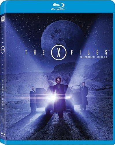 X-files, The Complete Season 8 Blu-ray