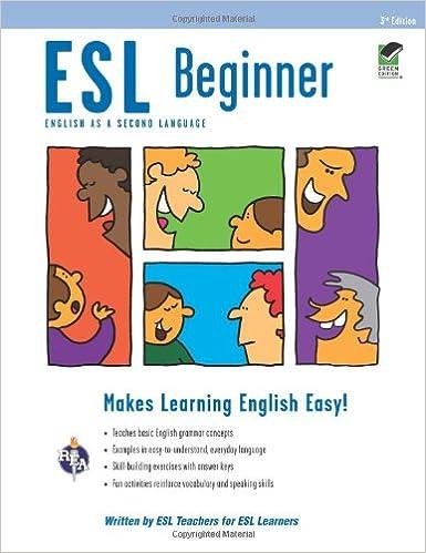 ESL Beginner (English as a Second Language): Amazon co uk