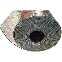 Car Insulation - 4 x 10 Roll (40 Sqft) Sound Deadener & Heat Barrier Mat - Automotive Lightweight Thermal Insulation