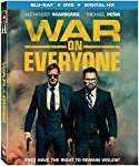 Cover Image for 'War On Everyone [Blu-ray + DVD + Digital HD]'