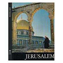 Jerusalem. Text by Moshe Tavor. English Translation by Maria Pelikan
