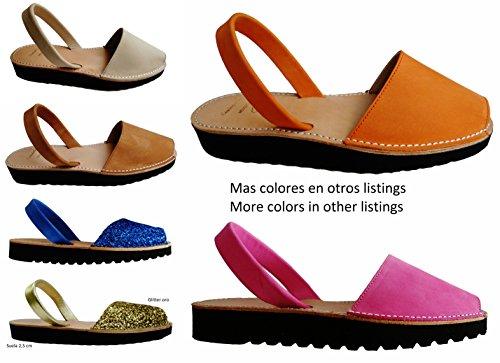 Menorquinas Wedge Sandals Abarcas Platform Avarcas Menorcan Menorca Candy Rosa cm Menorquin Glitter Glitter 5 with Avarcas of 2 gtpqxwSq7