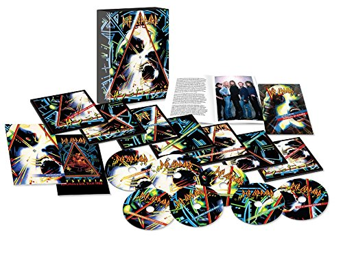 Hysteria [5 CD/2 DVD][30th Anniversary Edition]