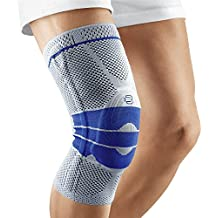 Bauerfeind GenuTrain Knee Support - breathable knit compression knee brace to relieve pain and swelling from arthritis, ACL injury, Miniscus tear, machine washable knee sleeve