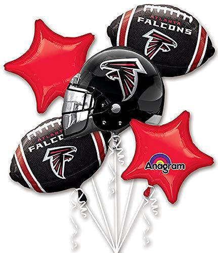 Anagram Bouquet Falcons Foil Balloons, Multicolor]()