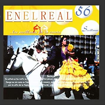 Las sevillanas p?? tu caseta by En el Real - Amazon.com Music