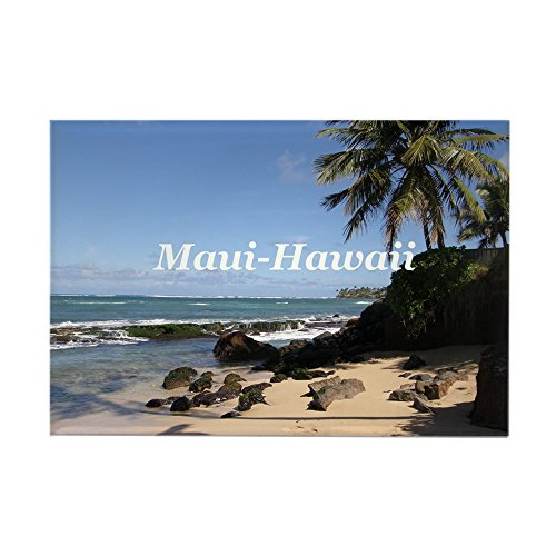 CafePress Great Gifts From Maui Hawaii Rectangle Magnet, 2
