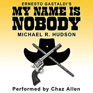 My Name Is Nobody Audiobook