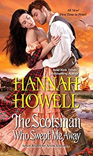 Book Cover: The Scotsman Who Swept Me Away
