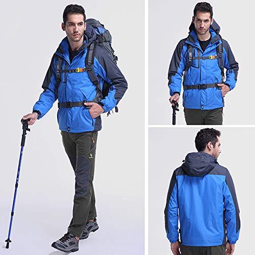 Pantaloncini Sportivi Lunga Blu Uomo Mcys Manica TdgwAdq