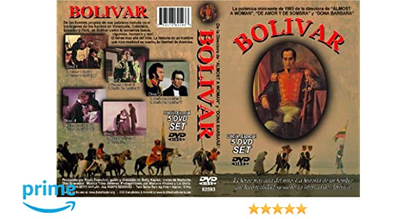 Amazon.com: Bolivar: Mariano Alvarez, Liz Ureta, Angel Acosta, Luis Pardi, Agustin Torrealba, Betty Kaplan: Movies & TV