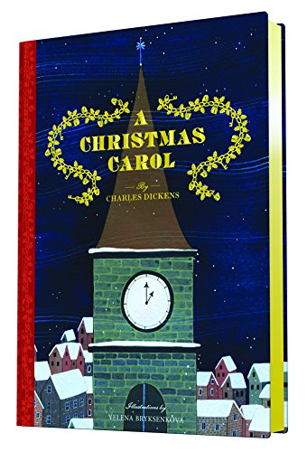 A Christmas Carol (Christmas Dickens Characters Story)