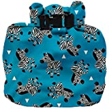 Bambino Mio, Wet Diaper Bag, Zebra Crossing
