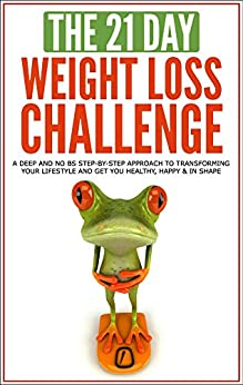 Weight loss step step transforming ebook product image
