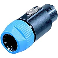 Neutrik speakON NL8FC 8-Pin F Cable MT