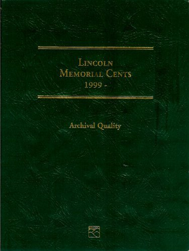 Lincoln Memorial Cents 1999 - 2013