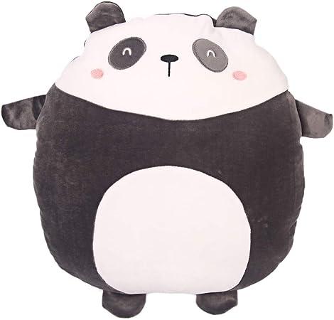 soft panda plush hugging pillow cute stuffed animal toy kids gifts for birthday valentine christmas