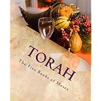Torah: The Five Books of Moses