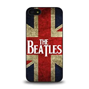 iPhone 5 5S case protective skin cover with forever rock band The Beatles cool poster design #8 by ruishername