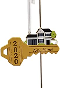 Hallmark 2020 New Home Key Ornament - Tree Trimmer