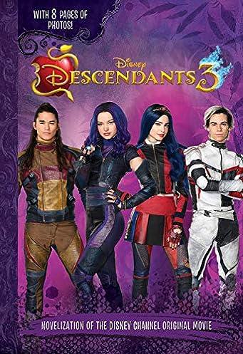 descendants 3 junior novel disney book group, carin davis Descendants Mal 3