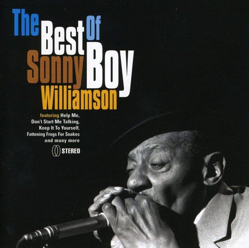 Sonny Boy Williamson - The Best Of Sonny Boy Williamson - Zortam Music