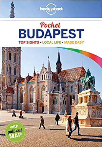 2nd Edition Lonely Planet Pocket Budapest 2nd Ed.