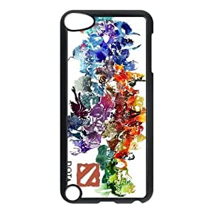 Ipod Touch 5 Cell Phone Case Black DOTA 2 Iihxgl Hard protective Case Shell Cover