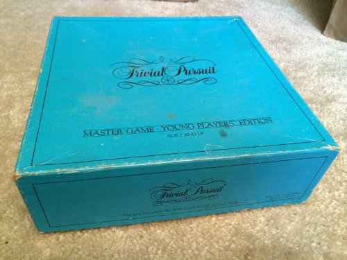 Young Player - Trivial Pursuit (Master Game Young Players Edition)