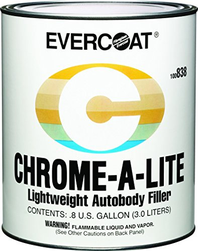 Evercoat 838 Chrome-A-Lite Body Filler – Gallon