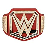 WWE Authentic Wear WWE Universal Championship Toy Title Belt 2017 Gold