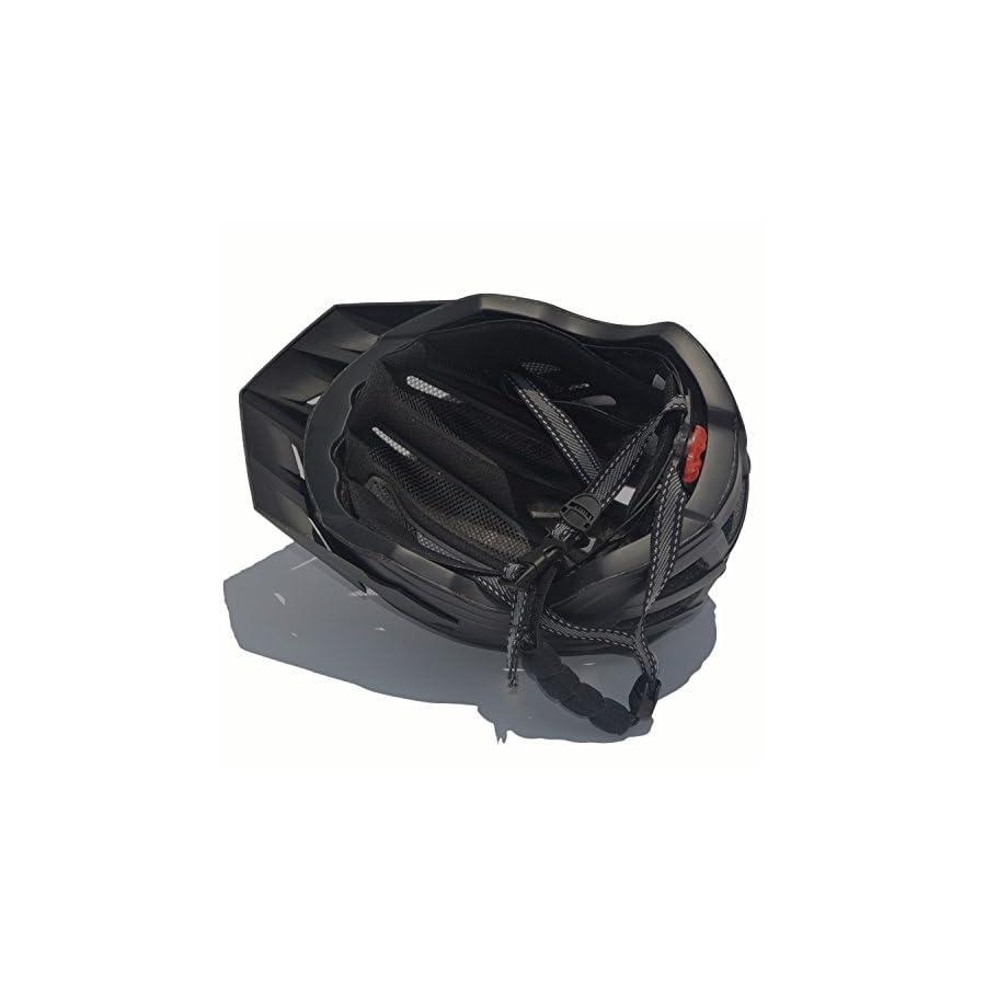 Exclusky In Mold Mountain Bike Helmet Adult Size 57 62cm