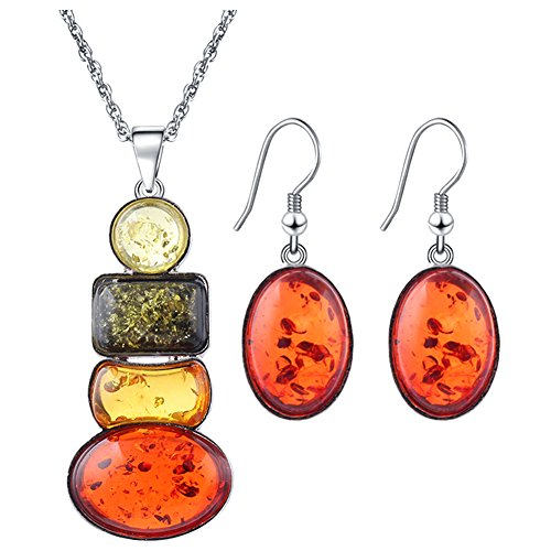 Style Amber Earrings - 9