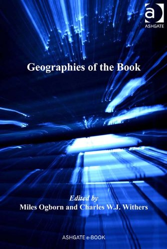 Geographies of the Book Pdf