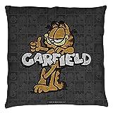 Garfield 80's Comic Strip Cartoon Movie TV Series Retro Throw Pillow