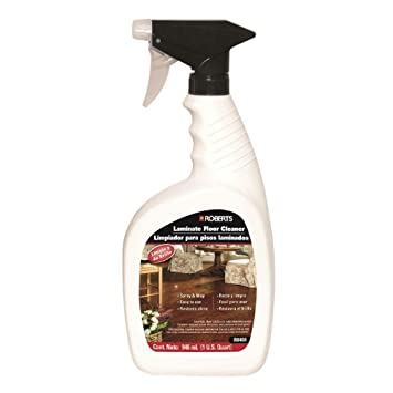 Amazon Roberts 32 Oz Laminate And Wood Floor Cleaner Spray