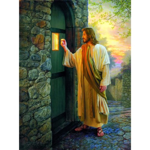 Let Him In 1000 pc Jigsaw Puzzle