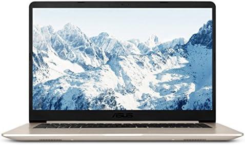 "ASUS S510UQ-EB76 VivoBook S Full HD Laptop، 15.6 ""، Intel Core i7-7500U، NVIDIA GeForce 940MX، 8 GB RAM، 256GB SSD + 1TB HDD، Windows 10، طراحی باریک باریک، صفحه کلید با نور پس زمینه (مجاز)"