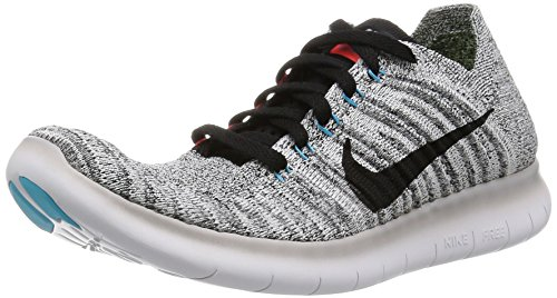 ttl Wmns Bl Gray Blk Nike Rn Crmsn s Grey Running Women Competition gmm Free Flyknit Shoes wolf EzzOAq