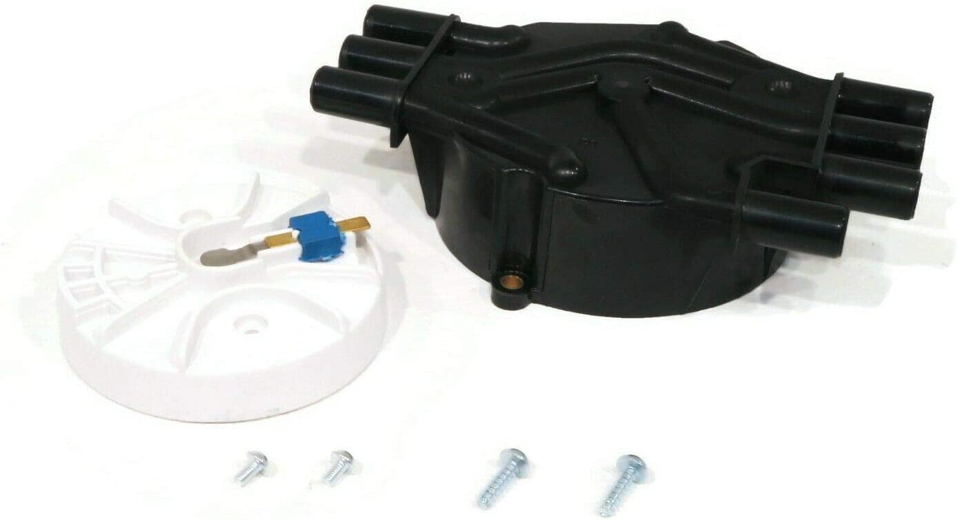 The ROP Shop 185247 Boats Rotar and Mounting Screws for Sierra 18-5247 Flat Distributor Cap