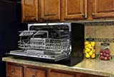 Ivation Portable Dishwasher – Countertop Small