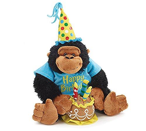 Birthday Monkey Happy (Happy Birthday 12