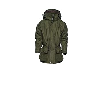03385a794d1d2 Seeland Woodcock II Kids jacket Shaded olive 14 Years Green: Amazon.co.uk:  Sports & Outdoors
