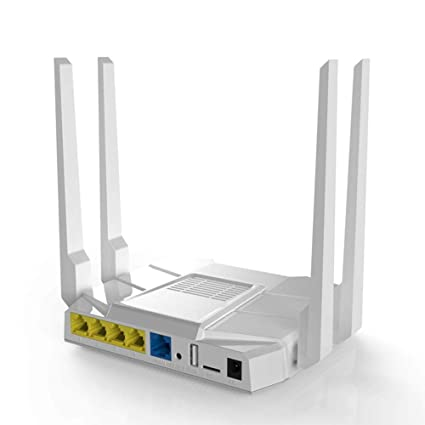 Amazon.com: JIAX - Router inalámbrico WiFi de doble banda de ...