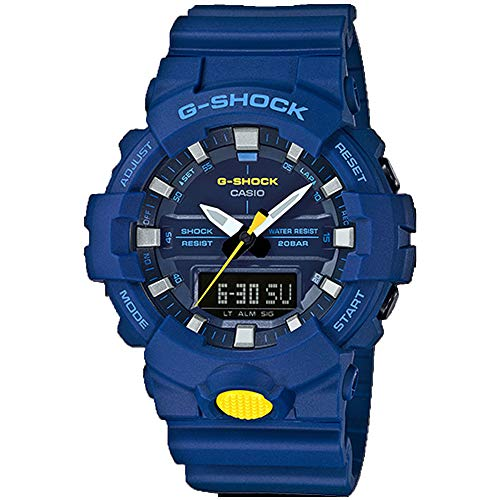 Casio GA800SC-2A G Shock Super Illuminator Men's Watch for sale  Delivered anywhere in USA