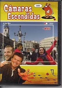 CAMARAS ESCONDIDAS
