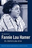 The Speeches of Fannie Lou Hamer : To Tell It Like It Is, , 1617038369