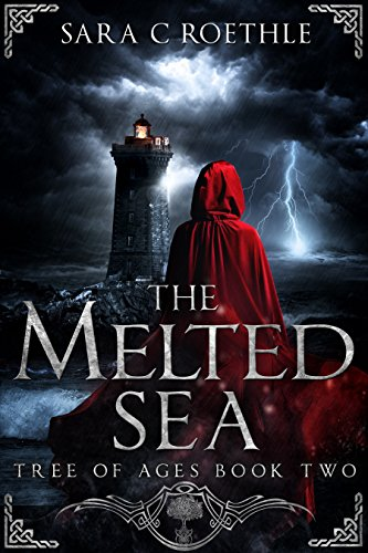 The Melted Sea (The Tree of Ages Series Book 2) cover