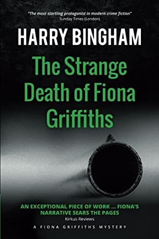 book cover of The Strange Death of Fiona Griffiths