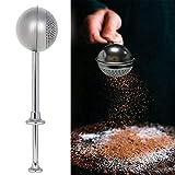 HULISEN Flour Duster for Baking, One-Handed